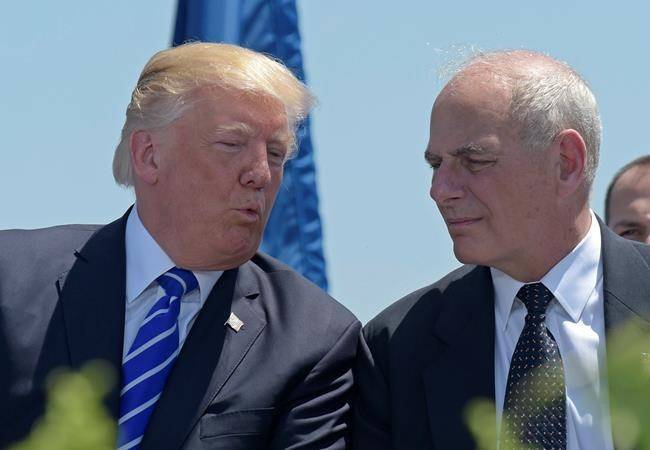 Donald Trump has a new chief of staff: Who is John Kelly?
